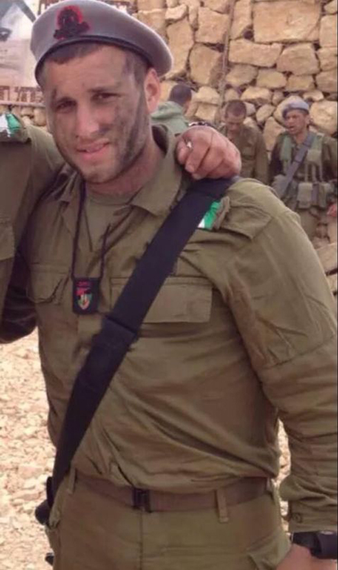 Sgt. Moshe Davino, (pictured above) 20, from Jerusalem, killed in Gaza